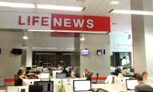 O echipă a postului rus de știri LifeNews, interzisă timp de 5 ani în Ucraina