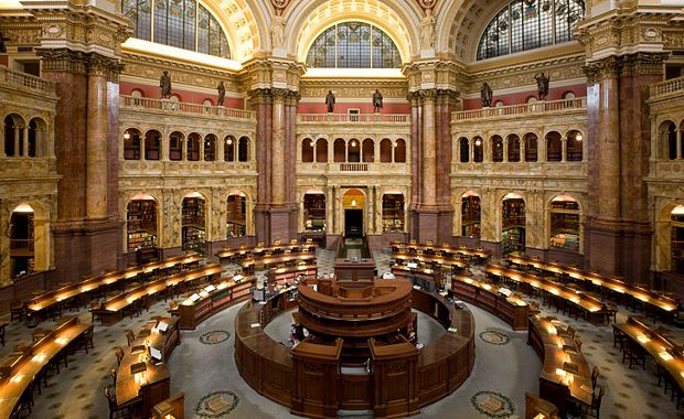 hyperliteratura-Biblioteca-Congresului-din-Washington