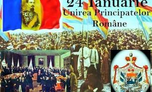 24 ianuarie: Se împlinesc 156 de ani de la Unirea Principatelor Române