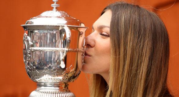Simona Halep, locul 6 în clasamentul all-time al câștigurilor din circuitul WTA. Câți bani a câștigat în 2018