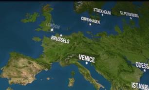 (VIDEO) Cum va arăta Pământul dacă se va topi toată gheața de la poli