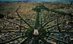 (FOTO) Cum arată cele mai complicate şi impresionante noduri rutiere din lume