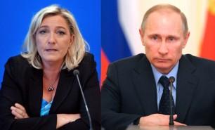 Marine Le Pen afirmă că poziţia ei faţă de conflictul din Ucraina este identică cu cea a Rusiei