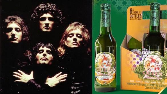 (VIDEO) Trupa Queen şi-a lansat propriul brand de bere