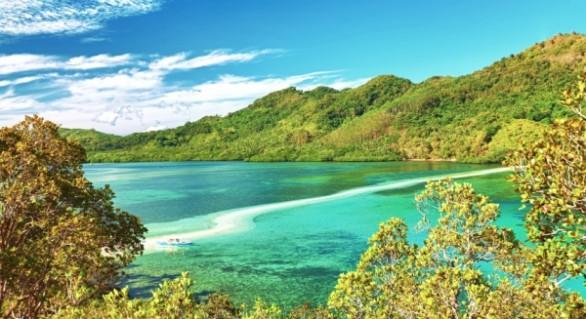 (FOTO) Paradisul exotic care ucide: Cum arată cea mai periculoasă insulă din lume