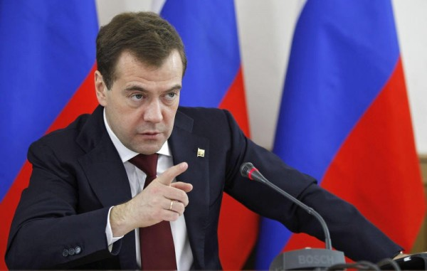 Medvedev: Un nou Război Mondial ar putea izbucni