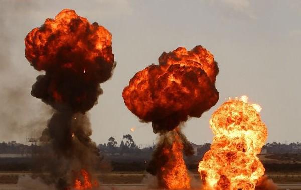 O nouă explozie în Gemania. Incidentul s-a produs lângă un centru pentru refugiaţi