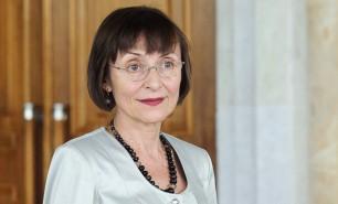 Corina Fusu a demisionat din Guvern