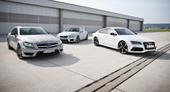 Mercedes-Benz a depăşit BMW şi a devenit cel mai mare producător de automobile de lux din lume