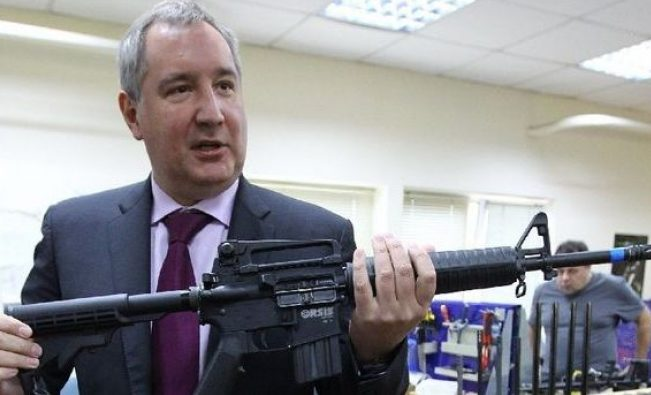 """Rogozin sfidează autoritățile de la Chișinău: """"Nu am înțeles cine și ce mi-a interzis"""""""