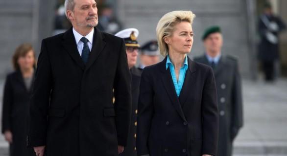 Oficiali polonezi cer Germaniei să apere interesele Europei de Est, nu pe cele ale Rusiei