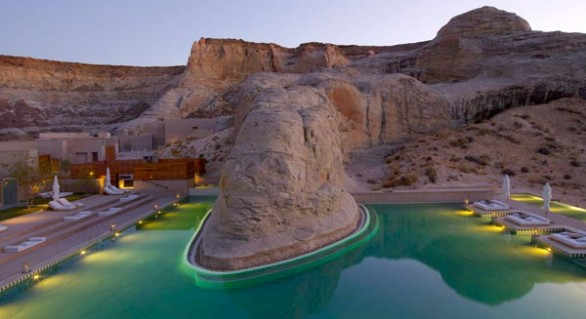(FOTO) Cum arată unul dintre cele mai îndepărtate şi izolate hoteluri de pe glob