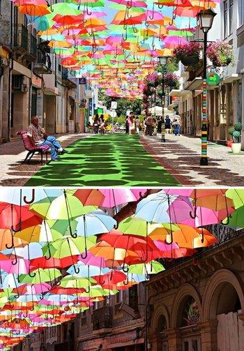 Agueda, în Portugalia