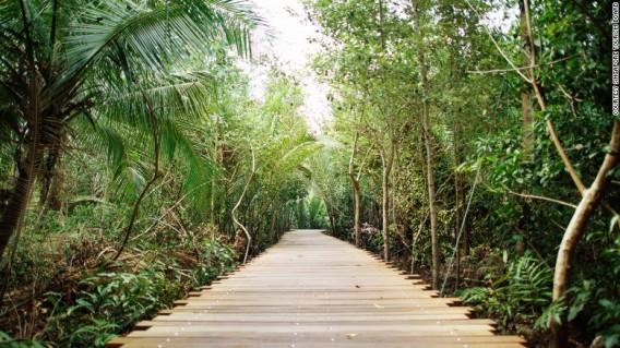 Insula Pulau Ubin, din Singapore