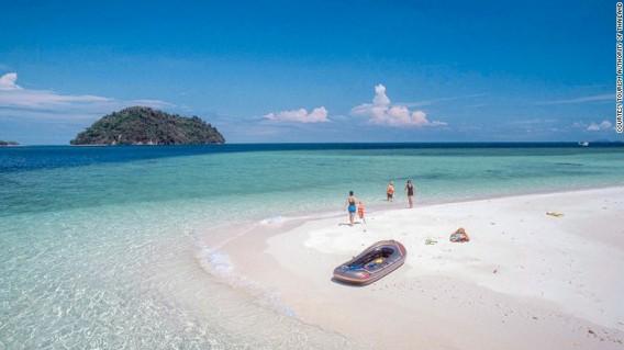Ko Adang, Thailanda
