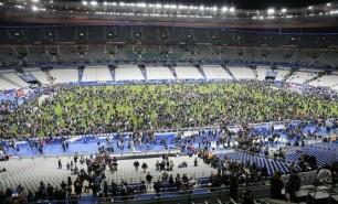 Sistemul de securitate de la Stade de France a cedat înainte de Franţa-România