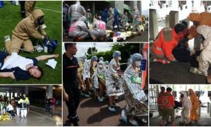 EURO 2016: Trei simulări de atentate teroriste pe Stade de France