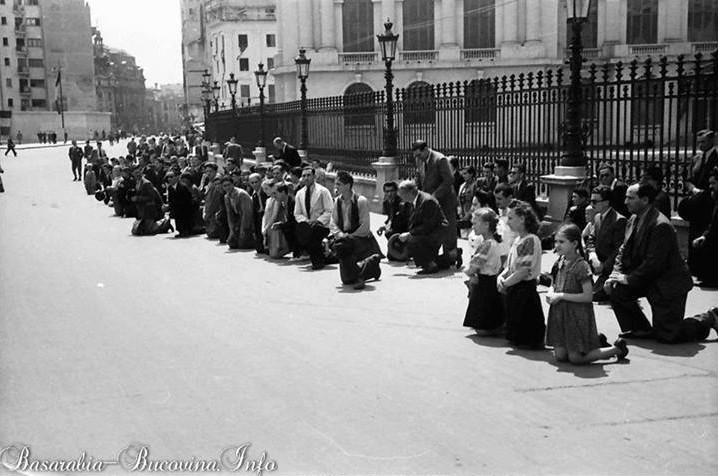 28 iunie: Acum 77 de ani, sub privirile Europei democratice, URSS a ocupat Basarabia şi Bucovina