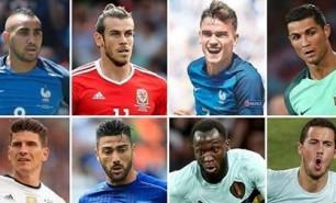 A fost desemnat cel mai bun jucător de la Euro; Cristiano Ronaldo este al şaptelea