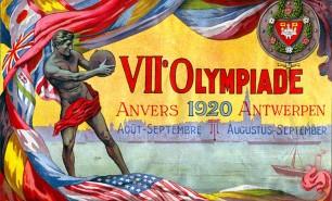 JO 2016: Istoria Olimpiadei de vară din anul 1920
