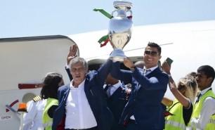 EURO 2016: Portugalia a condus doar 73 de minute pe tot parcursul competiției