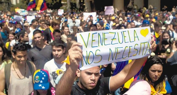 Protestele continuă în Venezuela. Un tânăr de 23 de ani a fost ucis. Numărul deceselor a ajuns la 48 de la începutul lunii aprilie