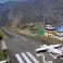 Peste 200 de turişti, blocaţi pe aeroportul Lukla din Nepal