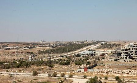 Armata siriană susține că a tăiat toate rutele de aprovizionare către estul orașului Alep