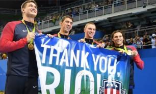 JO 2016: TOP 10 cei mai medaliați sportivi la Rio