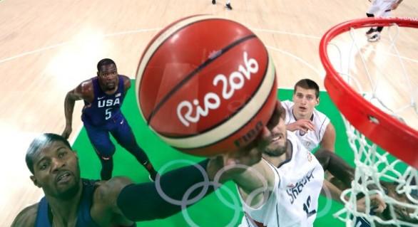 JO 2016: SUA, din nou campioană olimpică la baschet masculin