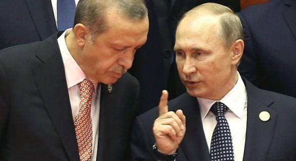 Putin și Erdogan confirmă că relațiile ruso-turce s-au normalizat pe deplin