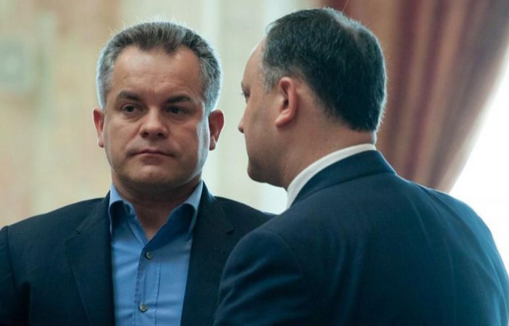 Dan Dungaciu: Republica Moldova. Cele cinci scenarii determinate de legătura Platotniuc – Dodon