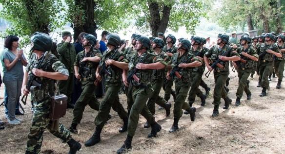 Armata rusă efectuează din nou ample exerciţii militare în Transnistria