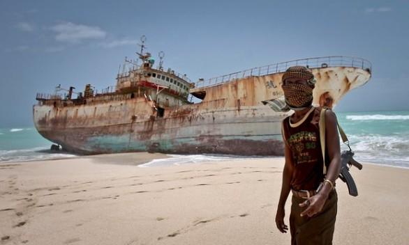Pirații somalezi au eliberat 29 de marinari chinezi, capturați în urmă cu patru ani