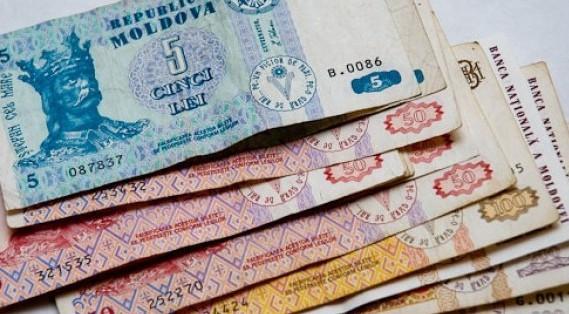 Cererea de valută străină mai mică decât oferta, în luna martie: Leul moldovenesc a crescut