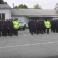"""(VIDEO) Cum au fost reținuți cei 28 de polițiști: Citiți de pe o listă și arestați """"în grup"""""""
