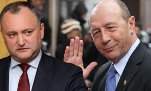 Litigiul dintre Dodon și Băsescu nu s-a încheiat; Președintele amenință că merge la Curtea de Apel
