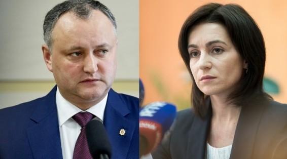 Partidul condus de Maia Sandu îi pregătește o surpriză președintelui Igor Dodon