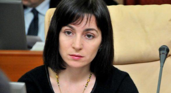 Maia Sandu nu exclude că ar putea candida la funcția de primar al capitalei