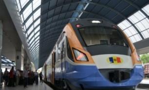 Trenul de pe cursa Chișinău-Odesa va circula mai des