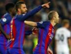 Record de pase stabilit de Barcelona într-un meci de Champions League