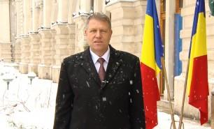 (VIDEO) Mesajul de Anul Nou al lui Klaus Iohannis: Nu vă pierdeți încrederea în România
