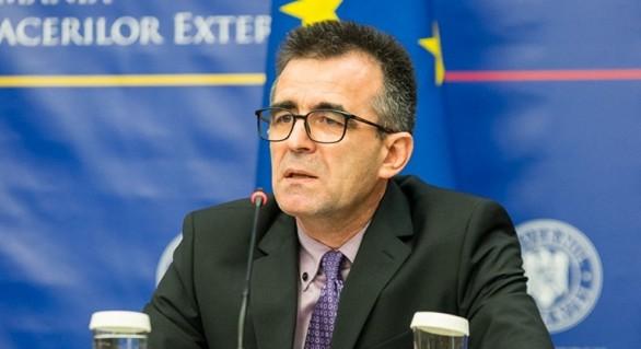 Ministerul de externe nu a primit deocamdată nicio cerere oficială de retragere a ambasadorului de la București