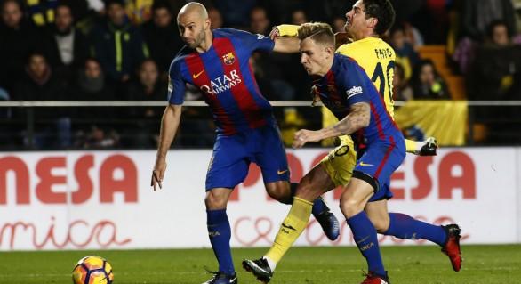 (VIDEO) Încă un pas greșit pentru Barcelona; Messi salvează un punct cu o execuție fabuloasă
