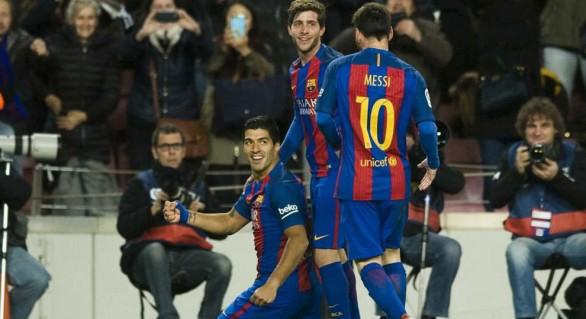 (VIDEO) Barcelona revine spectaculos cu Bilbao și se califică în sferturile Cupei Spaniei