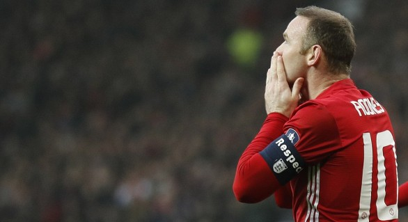 (VIDEO) Wayne Rooney a devenit cel mai bun marcator din istoria lui Manchester United