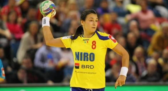 Românca Cristina Neagu, cea mai bună handbalistă a lumii în 2016