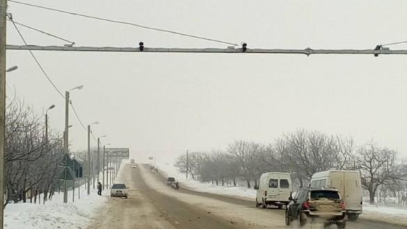 ZDG: Camerele de supraveghere a traficului rutier, din afara Chișinăului, nu mai funcționează de un an de zile