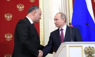 Dodon cere Rusiei asistență privind implementarea sistemului mixt de vot în Republica Moldova