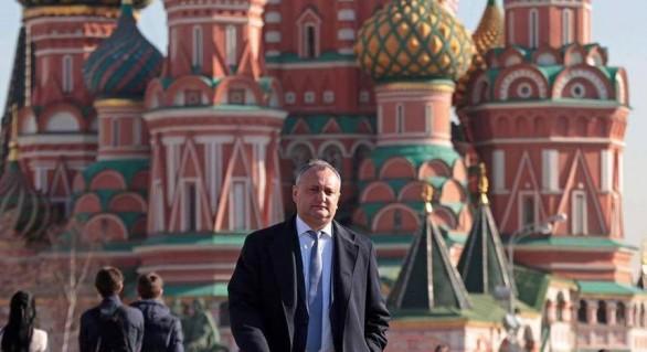 """Dodon, pentru presa rusă: """"Moldovenii vor să fiu al 2-lea Putin"""""""